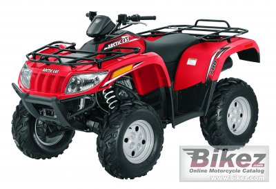 2012 Arctic Cat 700i EFT
