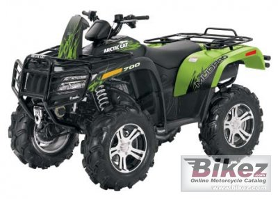 2012 Arctic Cat MudPro 700i LTD
