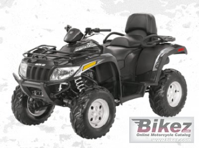 2012 Arctic Cat TRV 550i Cruiser
