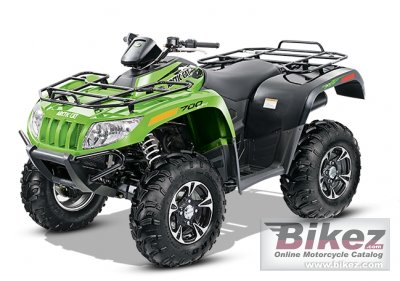 2014 Arctic Cat 700 XT photo