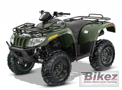2014 Arctic Cat 700 photo