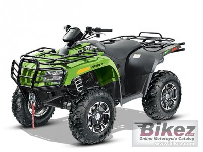 2014 Arctic Cat 550 Limited photo