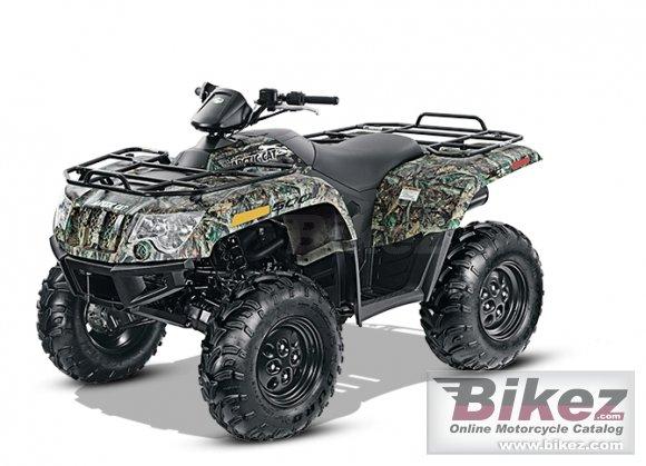 2014 Arctic Cat 500 XT