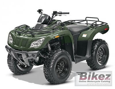 2014 Arctic Cat 400 photo