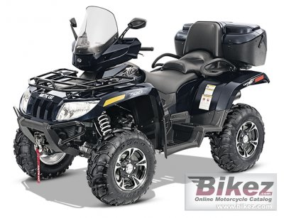 2014 Arctic Cat TRV 700 Limited photo