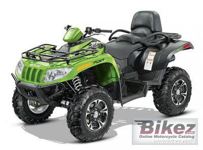 2014 Arctic Cat TRV 700 XT photo
