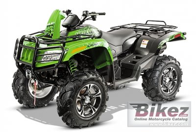 2014 Arctic Cat Mudpro 1000 Limited photo