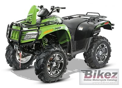 2014 Arctic Cat Mudpro 700 Limited photo