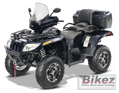 2014 Arctic Cat TRV 1000 Limited
