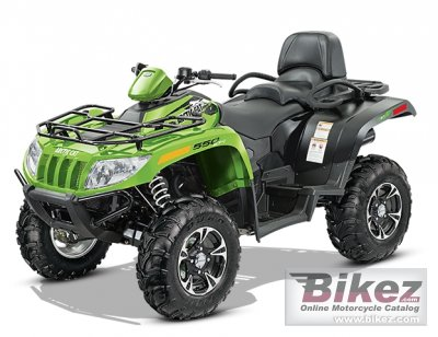 2014 Arctic Cat TRV 550 XT