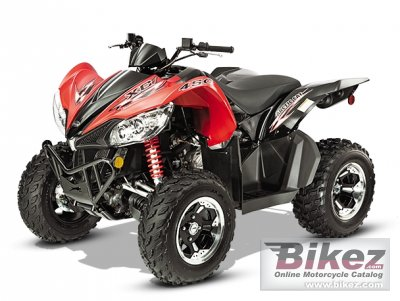 2014 Arctic Cat XC 450