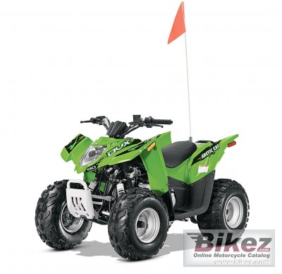 2015 Arctic Cat DVX 90