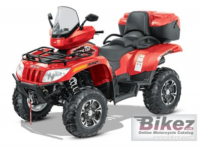 2015 Arctic Cat TRV 550 Limited