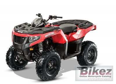 2015 Arctic Cat XR 500