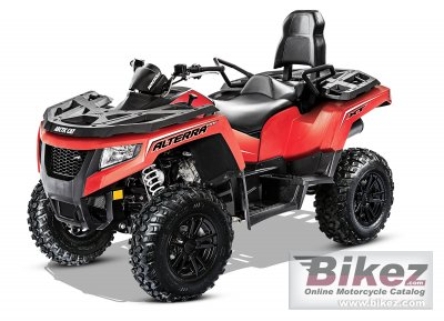 2016 Arctic Cat Alterra TRV 1000 XT