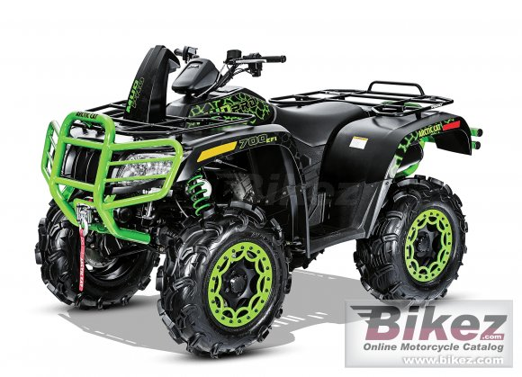 Arctic Cat MudPro 700