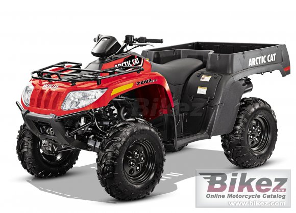 Arctic Cat TBX 700