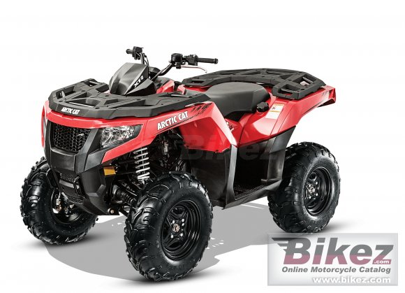 Arctic Cat XR 500