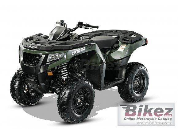 Arctic Cat XR 550