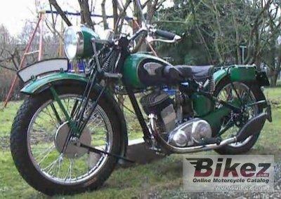 1937 Ardie RBU 350