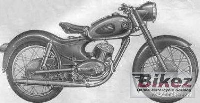 1954 Ardie BD 201