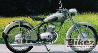 1957 Ardie BD 175