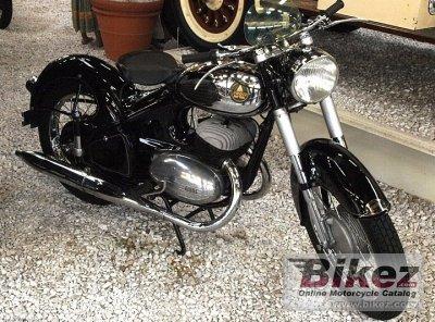 1957 Ardie BZ 350