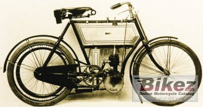 1903 Ariel 2.25 hp