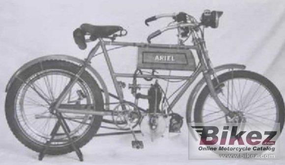 1910 Ariel Arielette