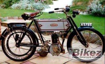 1914 Ariel 3.5 HP