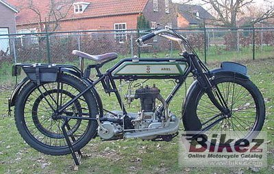 1918 Ariel 4 HP