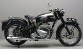 1937 Ariel 4G Square Four 1000