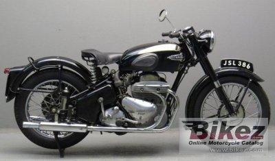 1938 Ariel 4G Square Four 1000