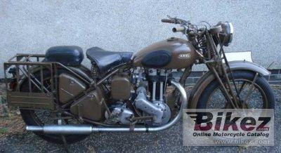 1941 Ariel W-NG 350