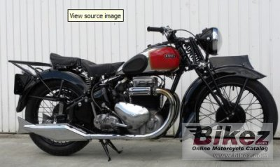 1942 Ariel 4G Square Four 1000