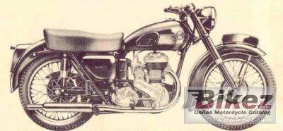 1947 Ariel VB 600