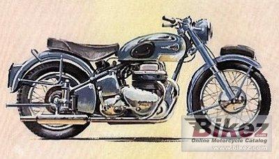 1948 Ariel 4G Square Four 1000