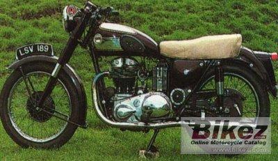 1948 Ariel KH 500