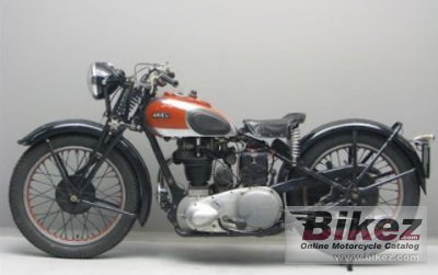 1949 Ariel KH 500 Red Hunter