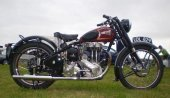 1950 Ariel NH 350 Red Hunter