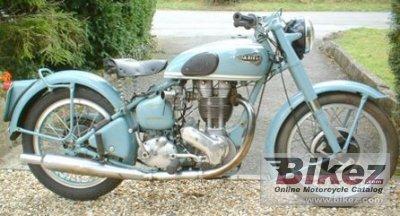 1953 Ariel VHA 500