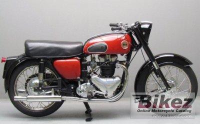 1954 Ariel FH 650
