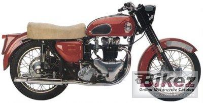 1955 Ariel FH 650 Huntmaster