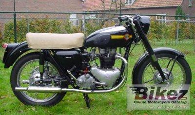 1955 Ariel KH 500 Huntmaster