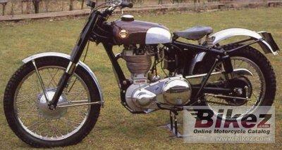 1956 Ariel HT5 500