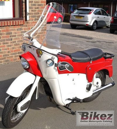 1959 Ariel Leader specifications and pictures