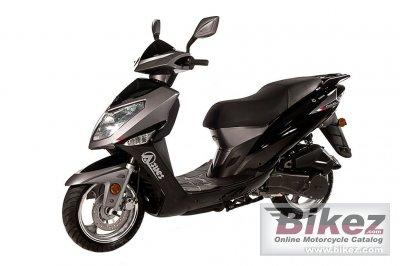 2011 Aspes Perseo Hybrid 150