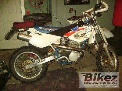 2001 ATK 605 Enduro photo