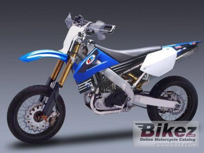 2008 ATK 450 Motard photo