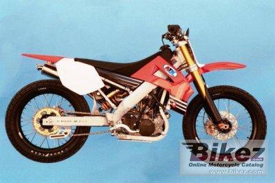 2008 ATK 450 Dirt Track